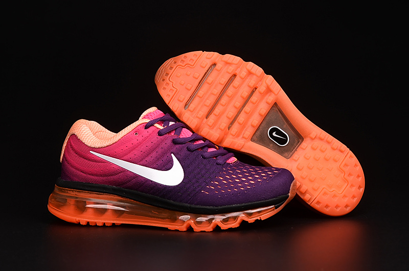 tennis nike wmns nike air max 2016 femmes baskets orange moon