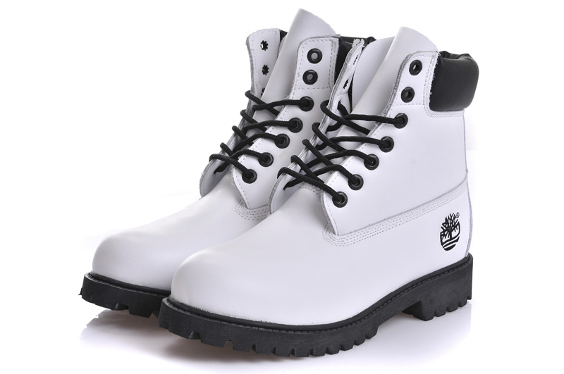 timberland homme blanc