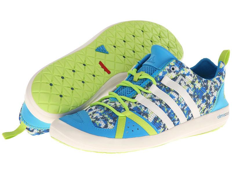 sports shoes 0b04e b5807 adidas climacool boat lace homme 2014 loisir exquis bleu vert