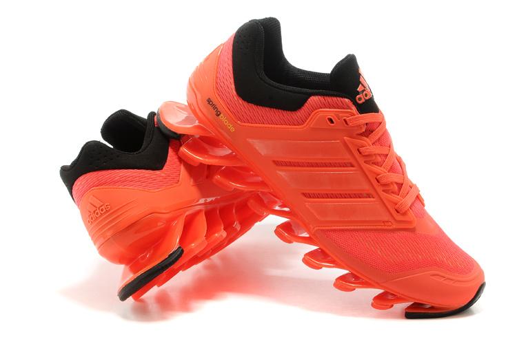7b6ac72f1044 adidas springblade chaussures de tennis asics pas cher orange rouge ...