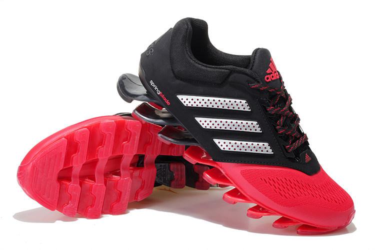 regarder 4dcb0 94c9f adidas springblade shoes de tennis asics pas cher noir et ...