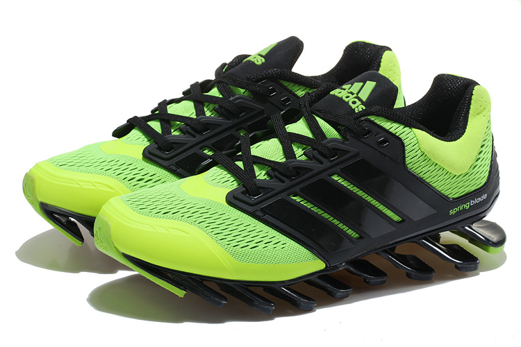 adidas springblade chaussures de tennis asics pas cher vert fluorescent de eur 57. Black Bedroom Furniture Sets. Home Design Ideas