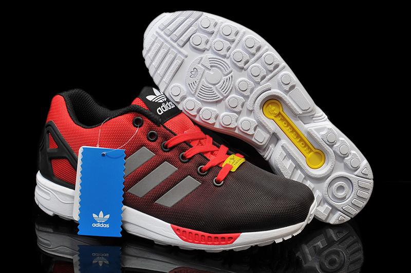 Chaussures Adidas Zx Flux soldes
