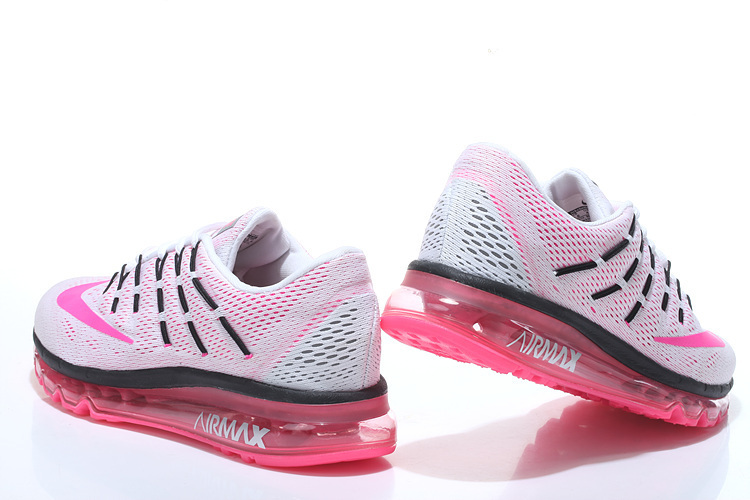 separation shoes 1665e 78652 air max 2016 nike chaussures femmes breathable lightweight pasteque rouge
