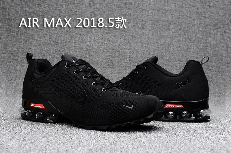 air max 2017-18 tricot ligne de mouche black edition