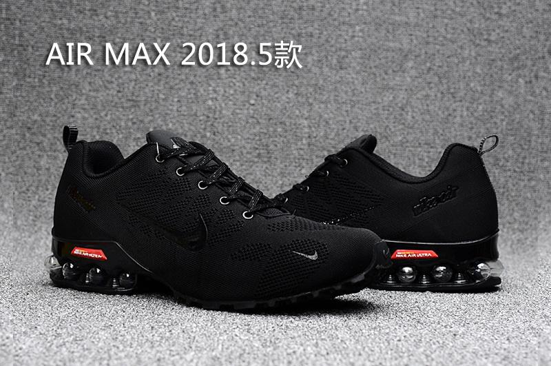 meilleure sélection 6e629 bce55 air max 2017-18 tricot ligne de mouche black edition de ...