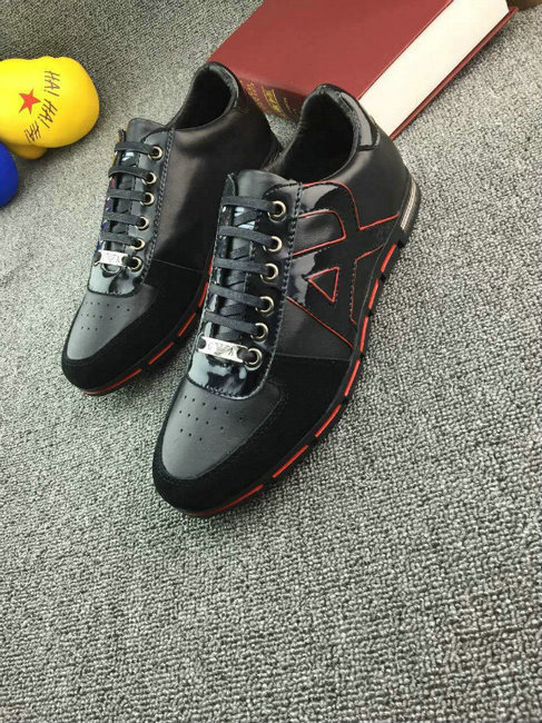 046dba3f4aa armani chaussures sneakers size 38-44 aj all leather de  ARMANI ...