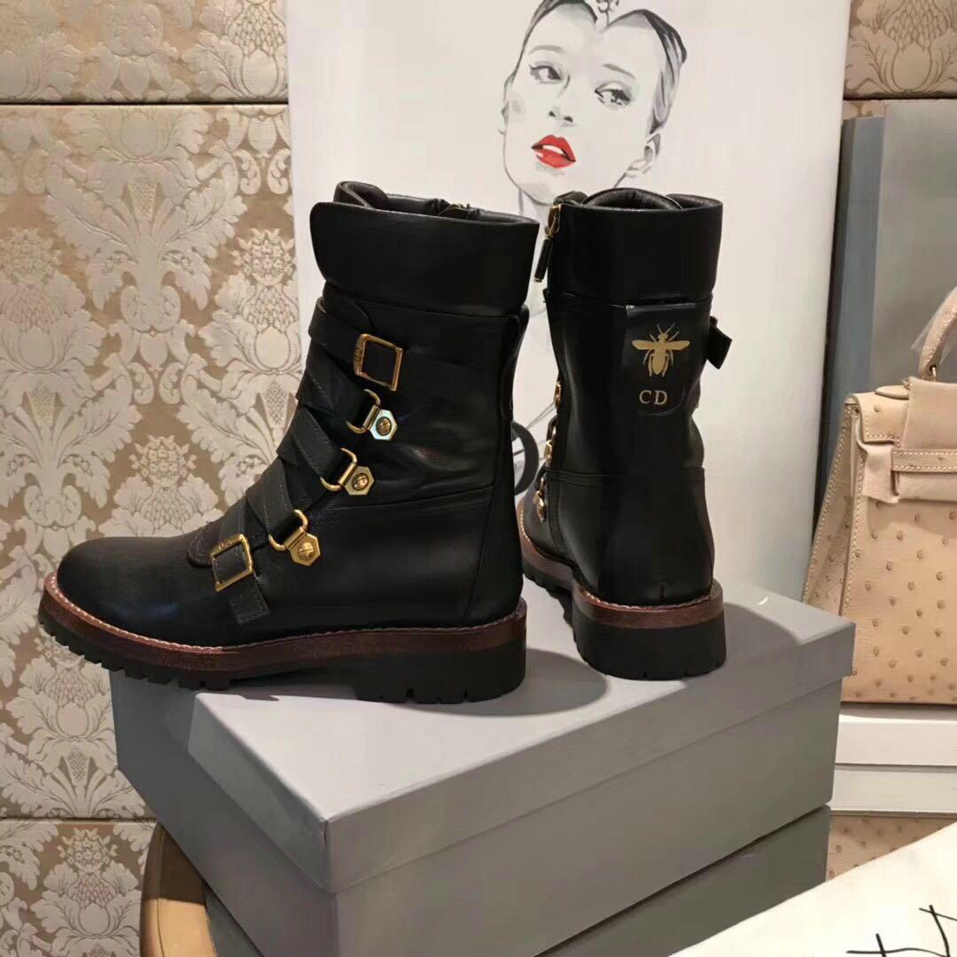 9314cca14ec bottes dior femmes 2018 antique gold metallic de  Dior boots femmes ...