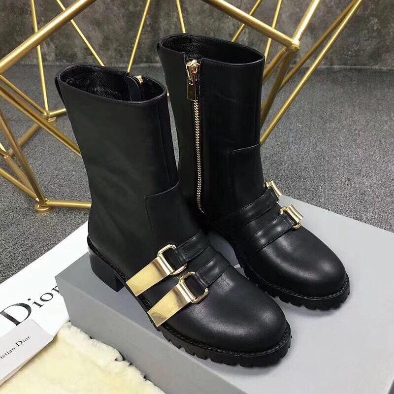 043f554844f bottes dior femmes 2018 Ceinture buckle calfskin de  Dior boots ...