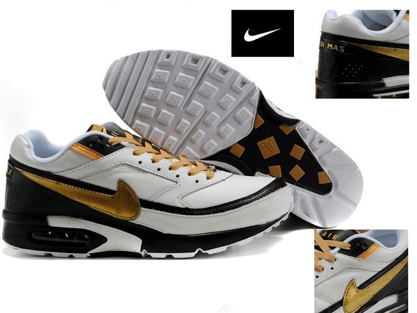 nike air max bw hommes chaussures gold classic pas cher de