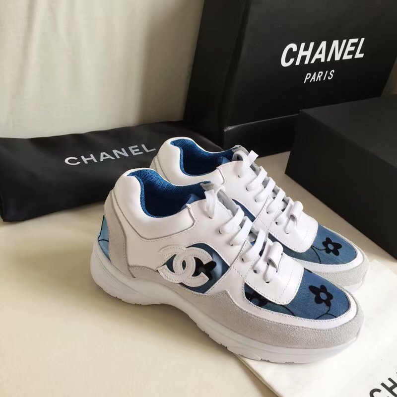 chaussure chanel femme basket prix sports chaussures printing de ... 54886325258