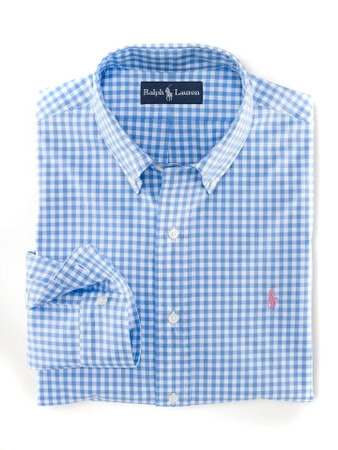 ralph lauren chemise 2013 blue rose chemise bleue coton. Black Bedroom Furniture Sets. Home Design Ideas