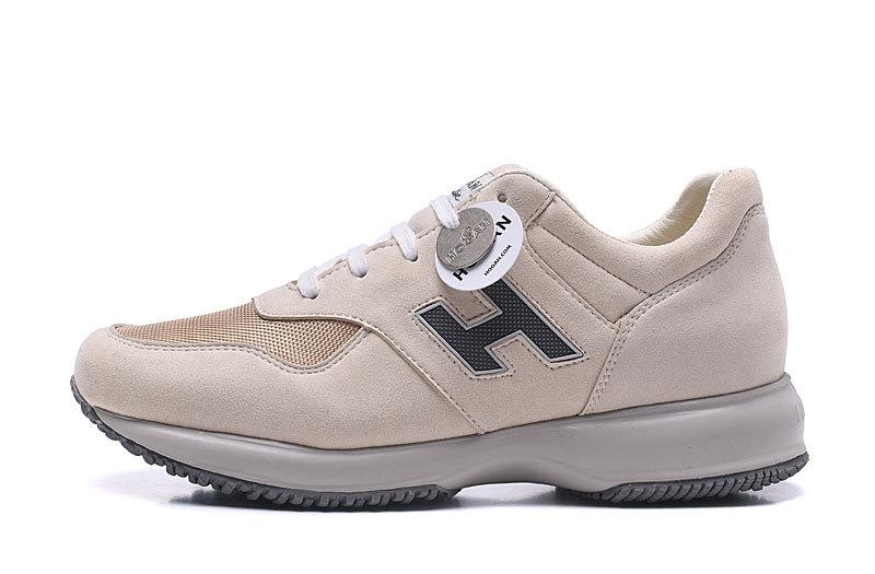 pretty nice 1d347 84315 hogan chaussures nice france interactive leisure increased internal beige