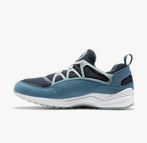 reputable site 3526d 4fe77 latest nike huarache trainers chaussures anti peluches blue