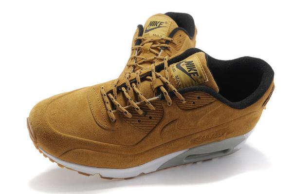 Nouveaux produits ba84c c7e9a nike air max 90 vt cuir femmes brown,chaussures tn a 25 euro