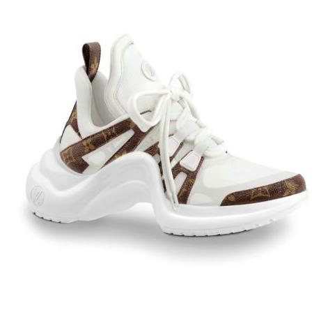 28fadc01b22 louis vuitton basket femmes chaussures france lv arclight brown de ...