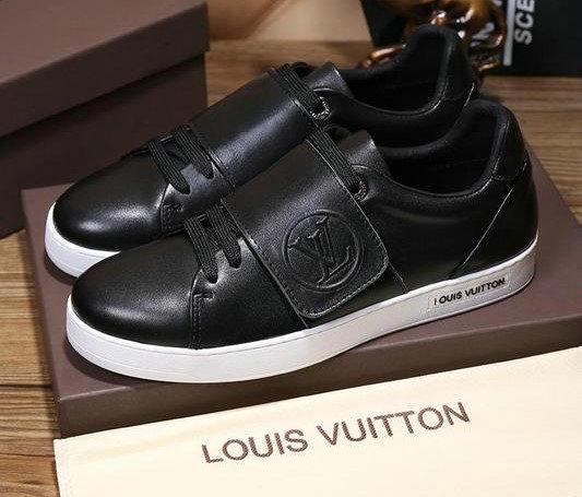 acheter et vendre authentique louis vuitton chaussures