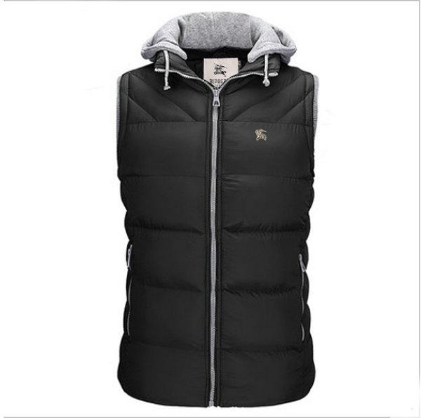 d155f4973b23 manteau doudoune sans manches burberry prix slim noir coton