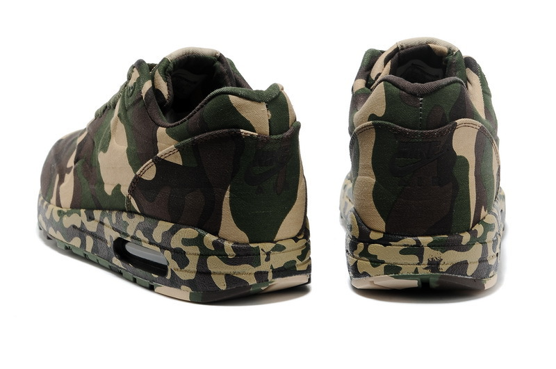 nike air max nouvelles etoiles chaussures camouflage mode