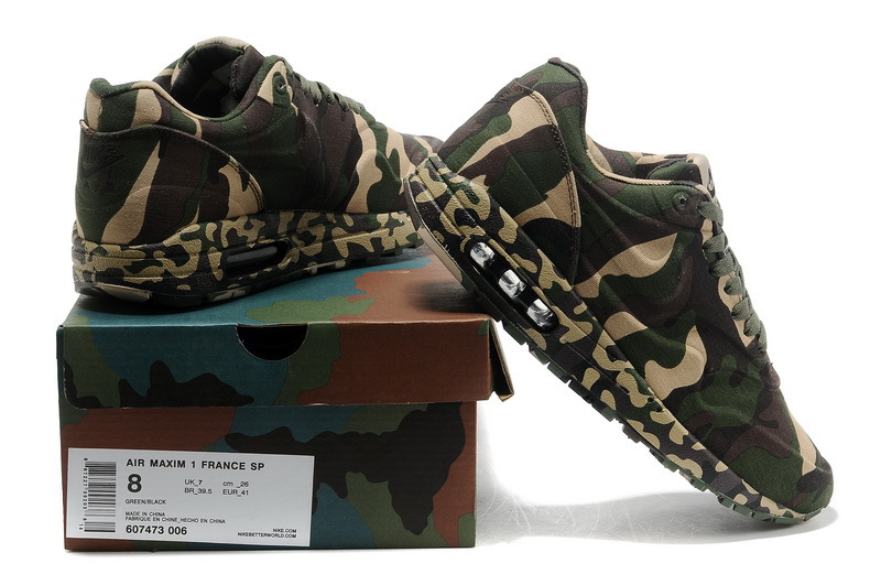 nike air max 2013 2014 chaussures mode militaires allehommesds vert de eur 45. Black Bedroom Furniture Sets. Home Design Ideas