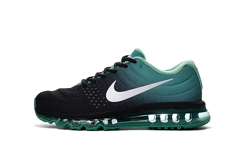 nike air max 2017 classic running chaussures flagship 2017 green moon