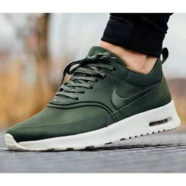 outlet store ef98f 8b32c nike air max thea ultra si size 36-44 classic green