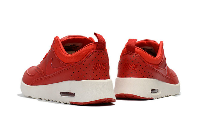 nouveau concept c19bf 587a2 nike air max thea ultra si size 36-44 fille rouge
