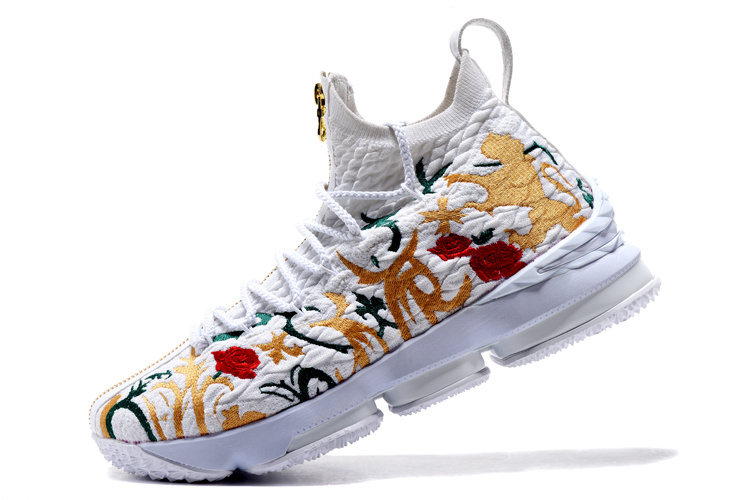 0bc1f598555 nike lebron 15 ghost technology floral