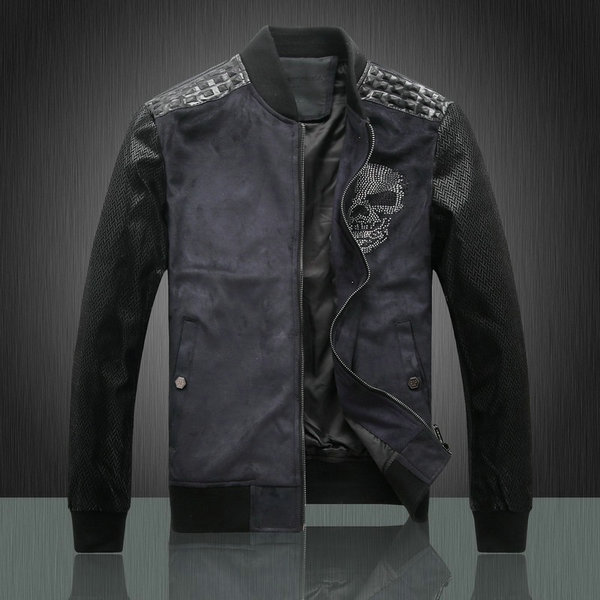 Big De Logo Veste New Plein Philipp Hommes Items Skull Femmes zYnS4