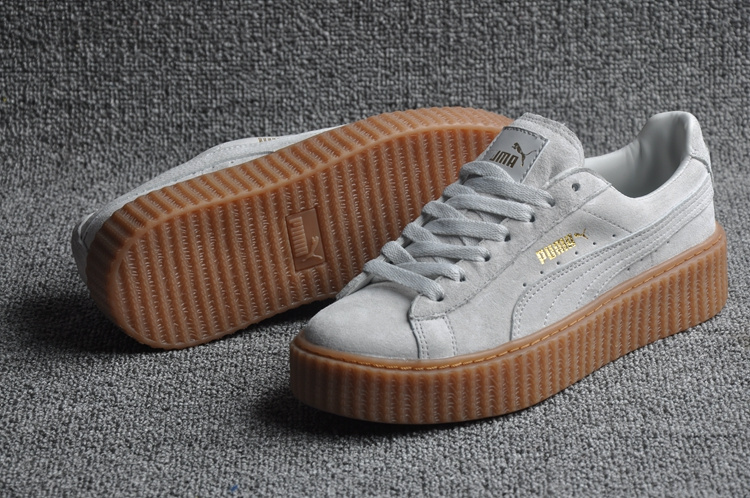 Puma Creepers Grise Femme