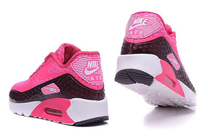 Femmes Red Chaussures Nike 90 Max Face Pour 2015 De Thea Air sdtQrBhxC