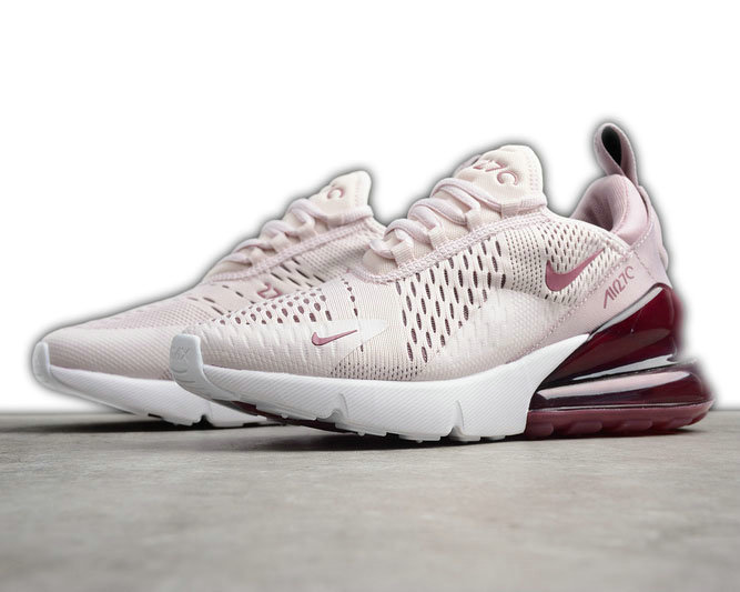 quality design f25e3 675fa chaussures nike air max 270 pour femmes ah6789-601 pink