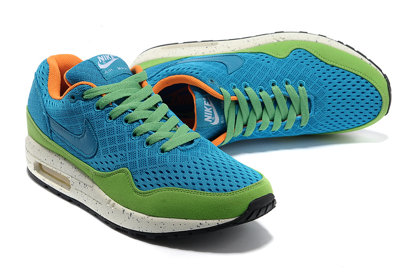 huge selection of c0b42 6b636 chaussures discount nike air max 87 em hommes femmes 2013 usa size 36-46  blue