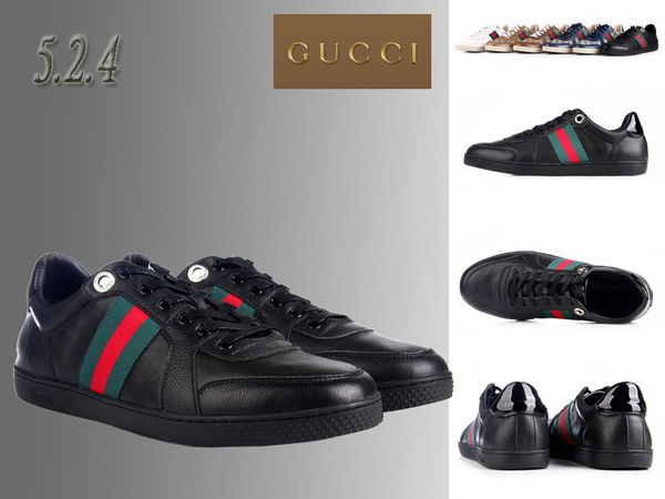 chaussures gucci hommes toile imprimee montante serpent noir de ... 225a3e809d6