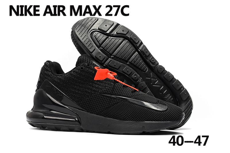 299dd71893e5 chaussures nike air max 270 flyknit kpu black all