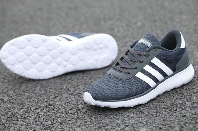 1454224e9391 chaussures sport neo adidas gray