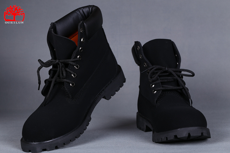 botte homme style timberland