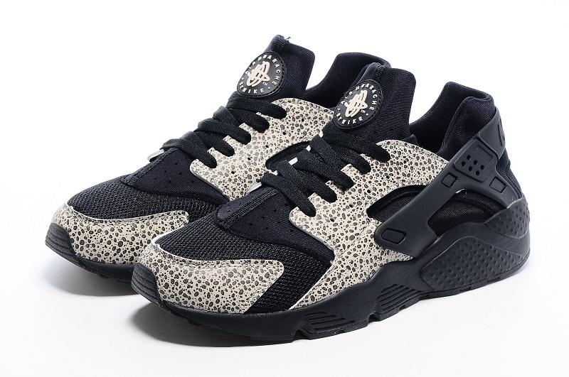 cc85551367eb sneakers nike air huarache light hommes beige leopard de <Nike ...