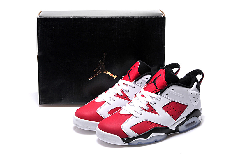 buy online 6b97b aa4e5 ... where can i buy sport femmes chaussures jordan 6 moins cher low red  94e80 3bb64