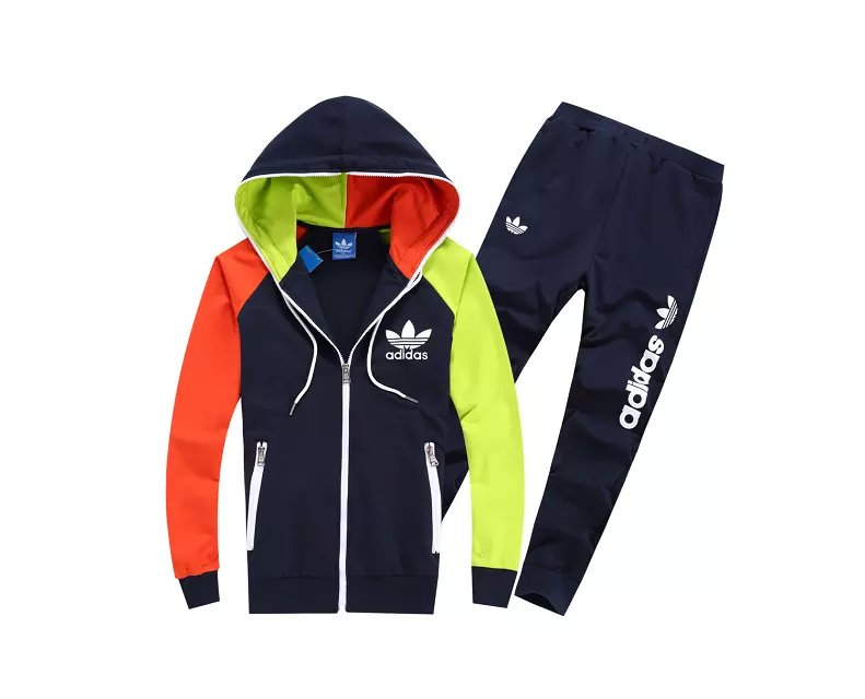 survetement en coton adidas