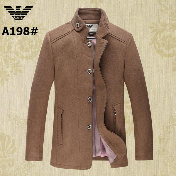 Manteau doudoune armani