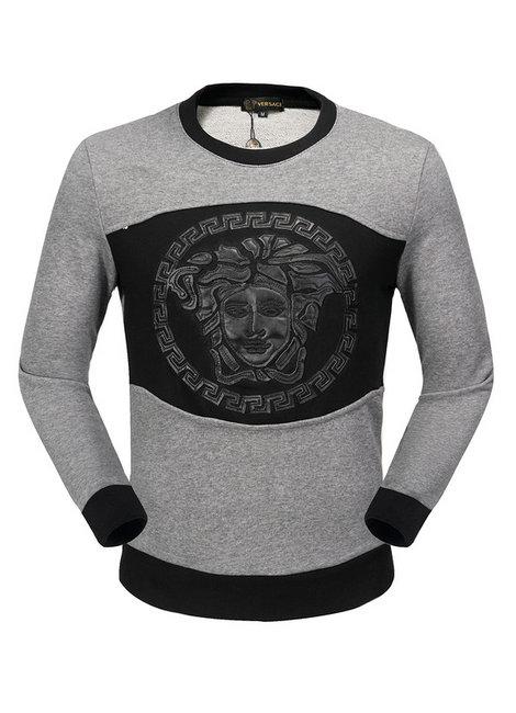 d67c5f79e11 Hommes Hommes Univers Versace Sport De De Sweatshirt Figure Veste E7Tqw