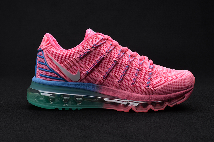 100% authentique 9d808 10f5d femmes basket nike air max 2016 six color pas cher rose de ...