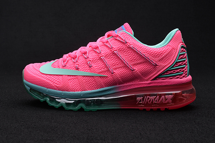femmes basket nike air max 2016 six color red bas prix