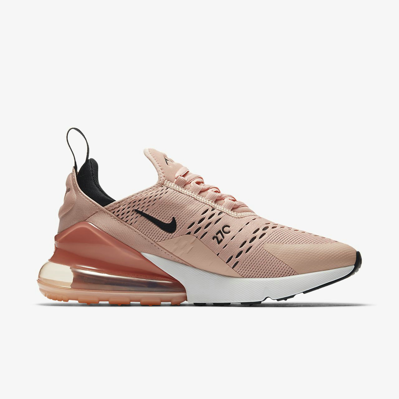 air max 270 pour fille rose
